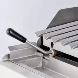 Gázüzemű lávaköves sütő 400 mm-es sütőfelülettel 700-as széria